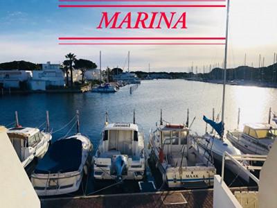 Belle marina T2 avec parking