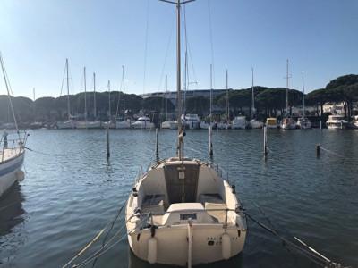 Belle marina T2 cabine
