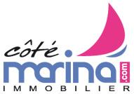 Coté Marina à Port Camargue Grau du Roi - Agence immobilière spécialiste des marinas
